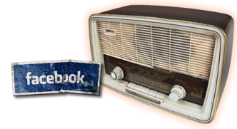 Facebook-and-Radio