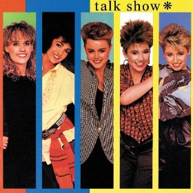 Go-Go's Talk Show Cover