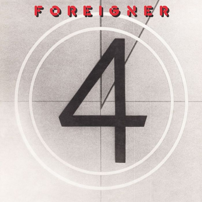 Foreigner 4 Cover