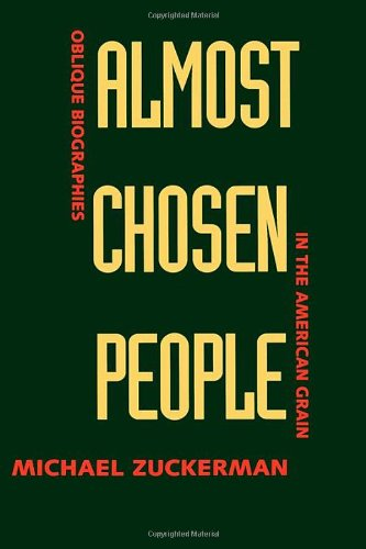 Almost Chose People Book Cover